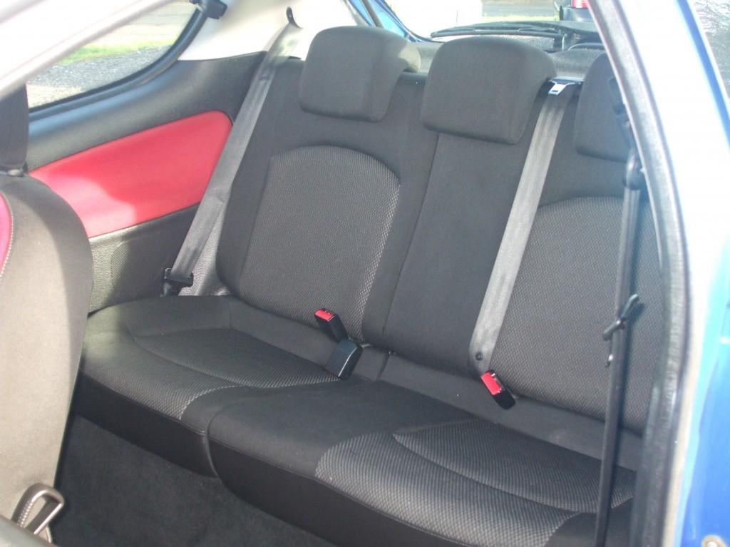Peugeot 206 1.4 16V Sport (55 Reg) - Sold - Ymark Vehicle Services