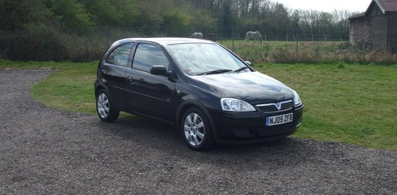 Vauxhall Corsa 1.0L 12V Breeze (05 Reg)-Sold