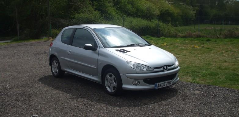 Peugeot 206 1.4 16V Sport (05 reg) – SOLD
