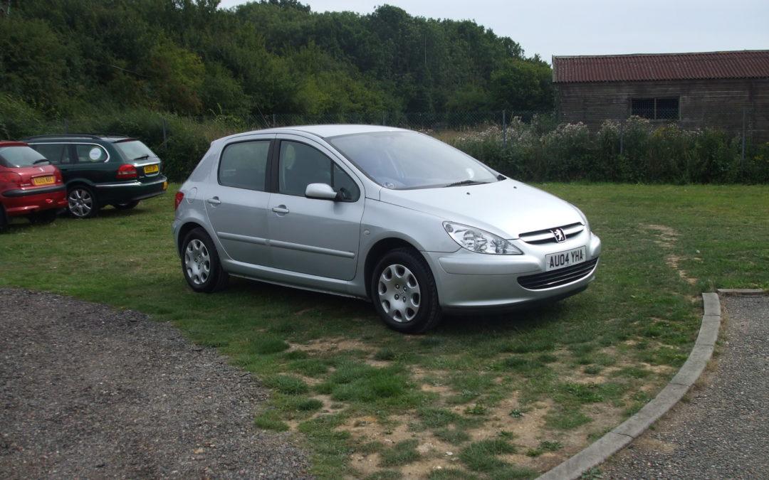 Peugeot 307 1.4 Envy (54 Reg) – SOLD