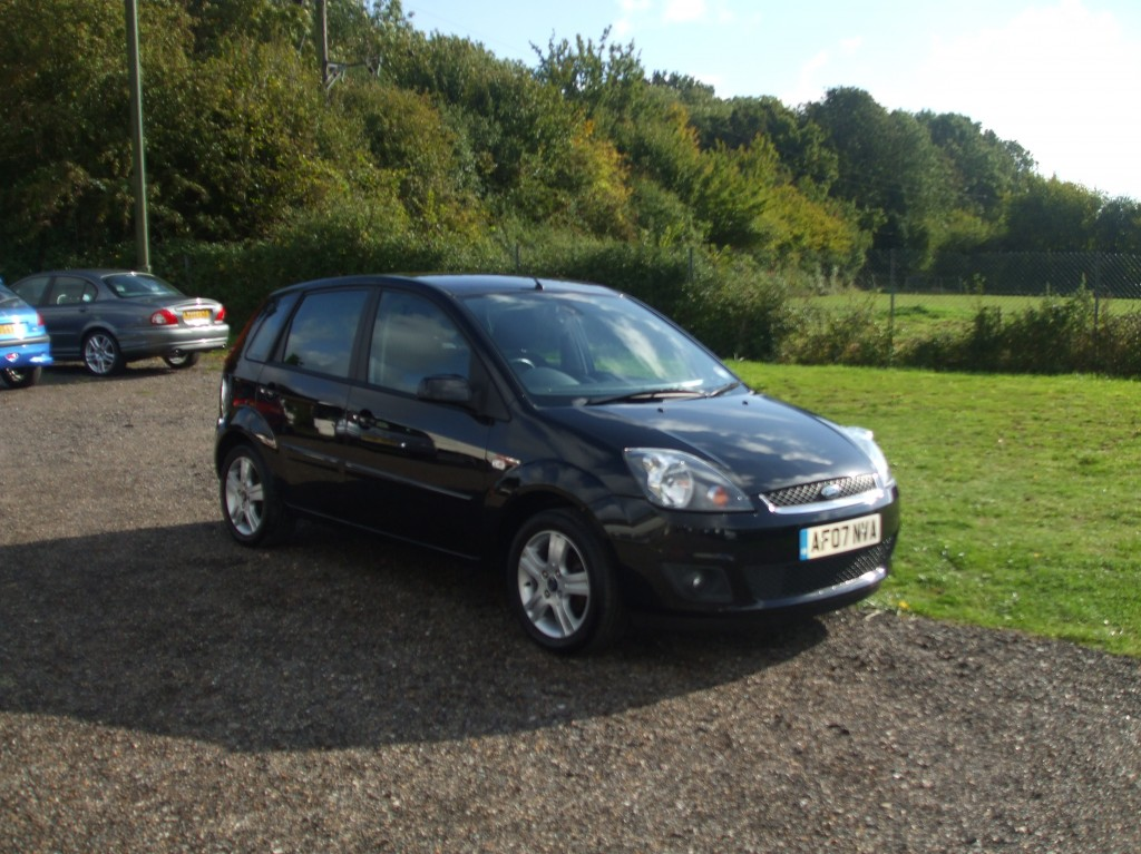 ford fiesta 1 4 tdci zetec diesel 07 reg sold ymark. Black Bedroom Furniture Sets. Home Design Ideas