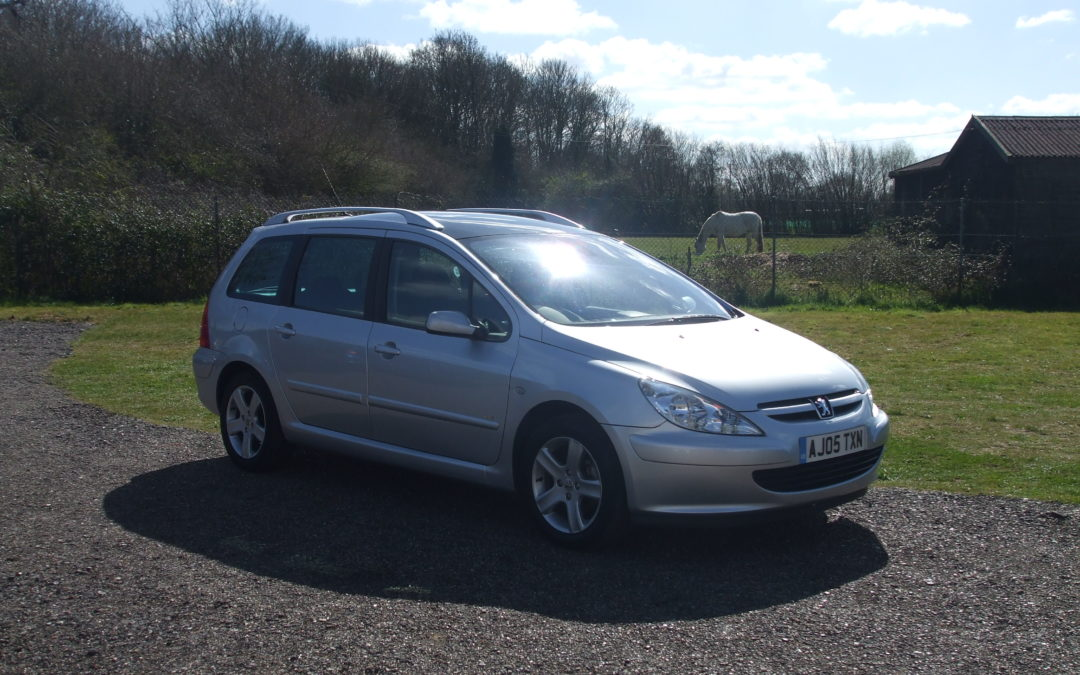 Peugeot 307 1.6 HDi SW (05 Reg) – Sold