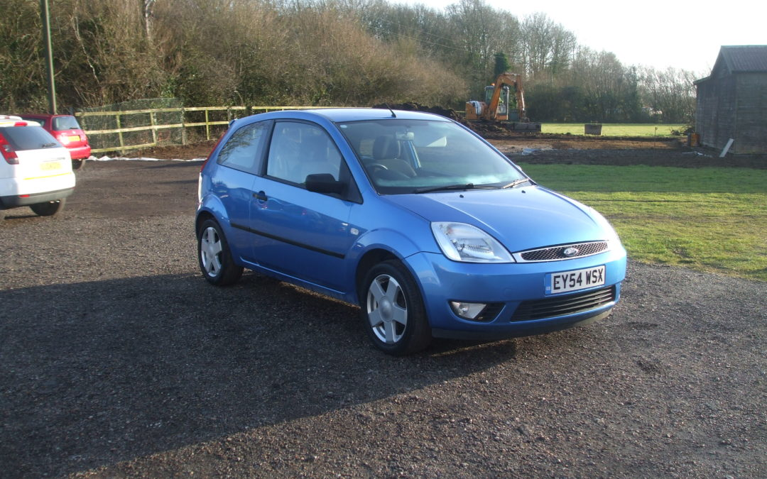 Ford Fiesta 1.4 Flame (54 Reg) – Sold