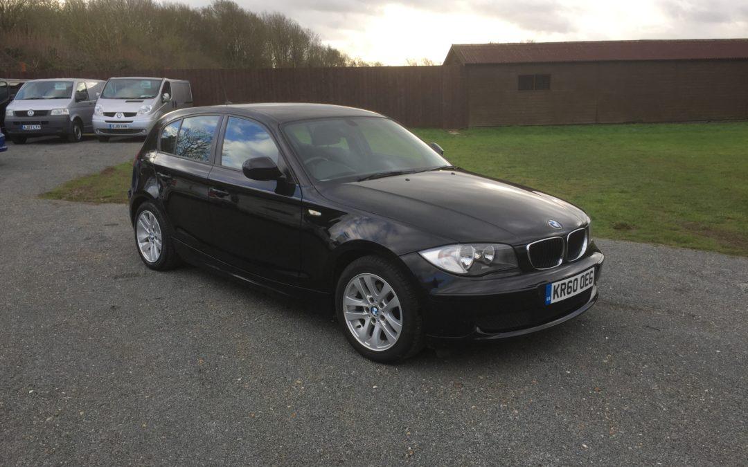 BMW 116SE (60 Reg) – Sold