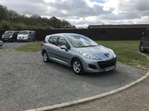 Peugeot 207 1.4 S SW (10 Reg) – Sold