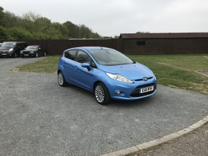 Ford Fiesta 1.4 TDCI Titanium (11 Reg) – Sold