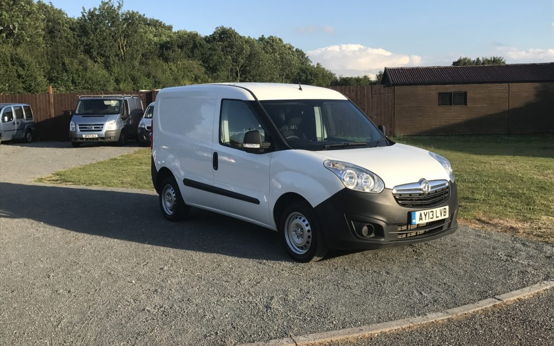 Vauxhall Combi 1.3 CDTi Ecoflex (13 Reg) – Sold