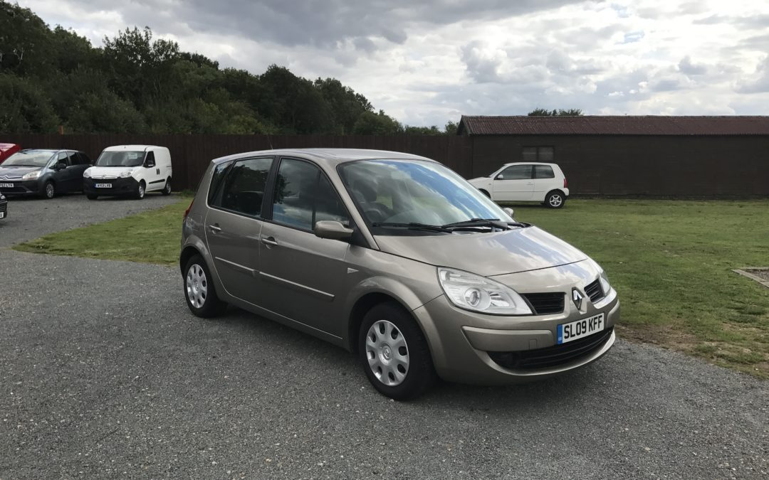 Renault Scenic 1.4 Expressions (09 Reg) – Sold
