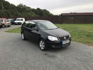 Volkswagen Polo 1.2 Match (58 Reg) – Sold