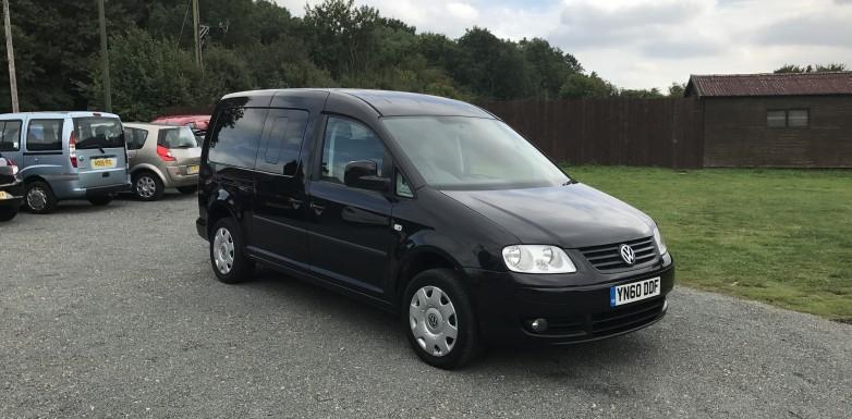 Volkswagen Caddy Maxi Life 1.9 TDi (60 Reg) £7995