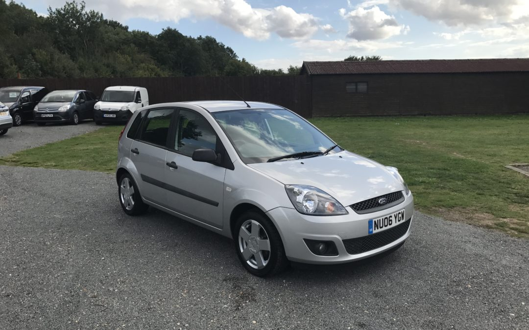 Ford Fiesta 1.4 Zetec Climate (06 Reg) – Sold