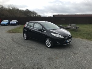 Ford Fiesta 1.2 Zetec (11 Reg) – Sold