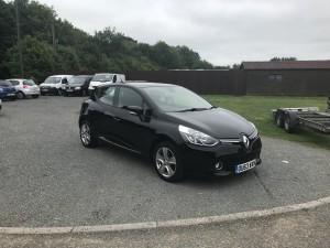 Renault Clio 1.2 Dynamique  MediaNav (63 Reg) – Sold