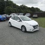 Peugeot 208 1.2 Active (62 Reg) – Sold