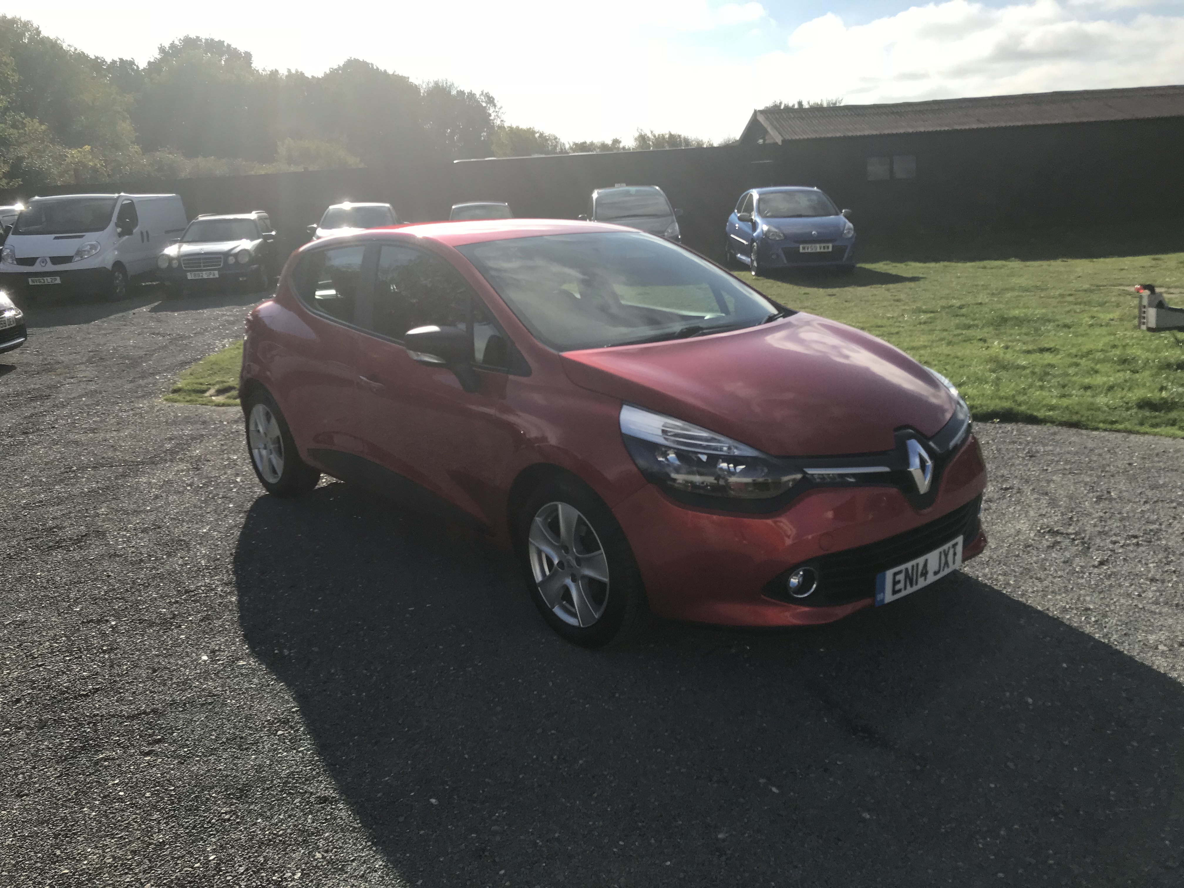 Renault Clio 1.2 Expressions + (14 Reg) – Sold