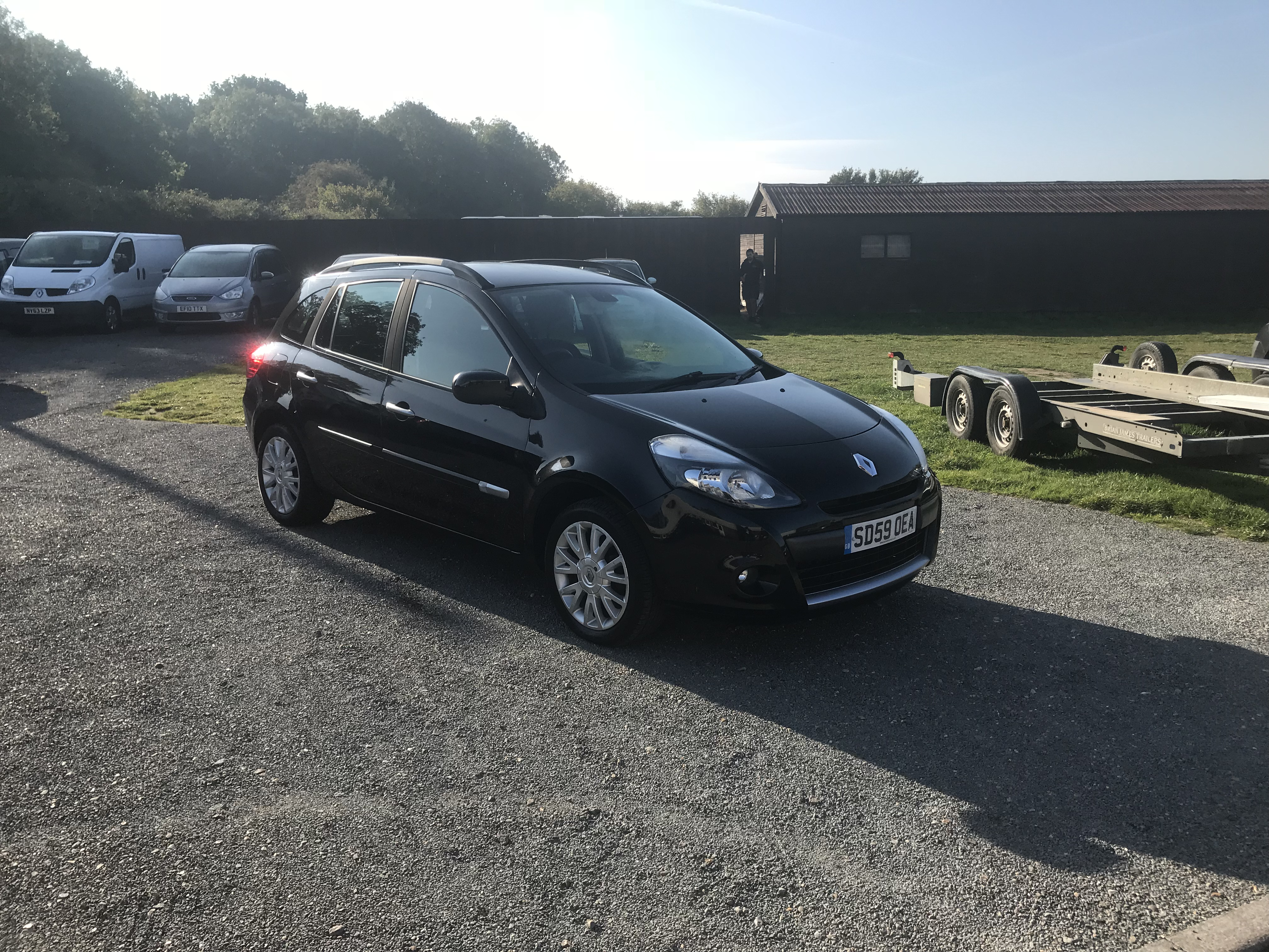 Renault Clio 1.2 Dynamique Estate (59 Reg) – Sold