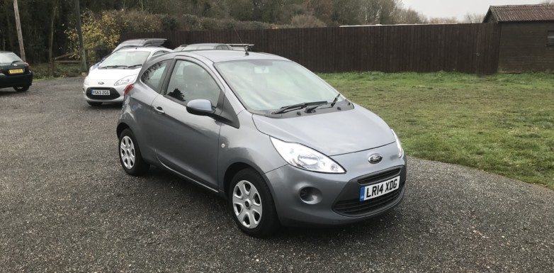 Ford KA 1.2 Edge (14 Reg) – £3695