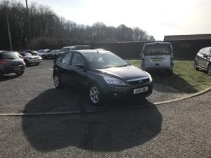Ford Focus 1.6 Sport (61 Reg) – Sold