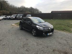 Renault Clio 0.9 TCe Dynamique S Nav (66 Reg) £6695