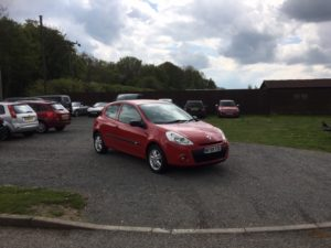 Renault Clio 1.2 Expressions (59 Reg) – Sold