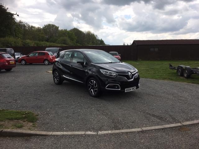 Renault Captur 1.5 DCI Dynamique M-Nav, (64 Reg) – Sold