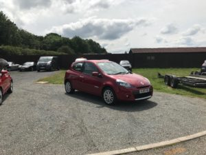 Renault Clio 1.5 DCi TomTom Edition (59 Reg) – Sold