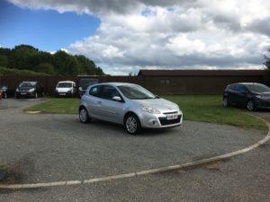 Renault Clio 1.2 Dynamique TomTom (61 Reg) – Sold