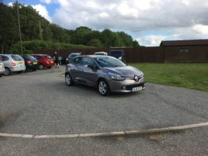 Renault Clio 1.2 Dynamique MNav (15 Reg) – Sold