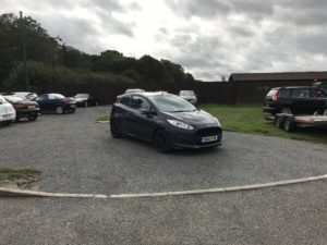 Ford Fiesta 1.6 TDCI Sport (14 Reg) Van – £4695+VAT