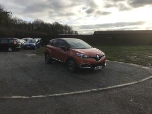 Renault Captur 1.5 Dynamique SNav DCI (65 Reg) – £6995