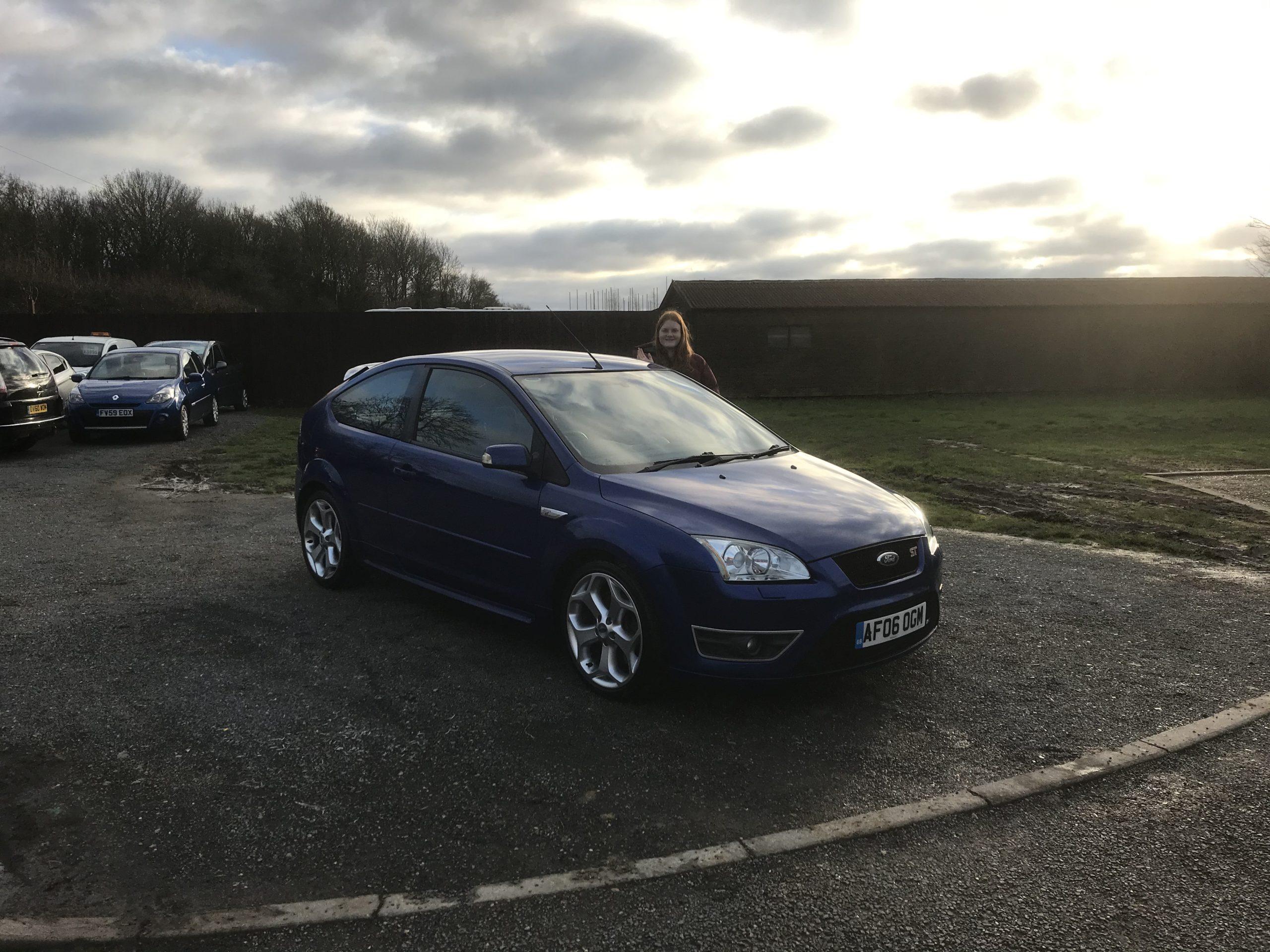 Ford Focus 2.5 St-2 (06 Reg) – £3595