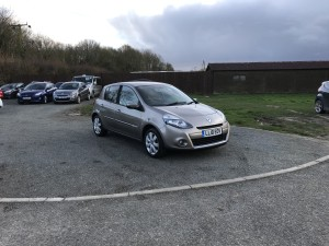 Renault Clio 1.2 Privilege TomTom TCE (60 Reg) – Sold