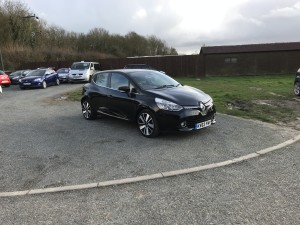 Renault Clio 1.5 DCi Dynamique MNav (63 Reg) – £4195