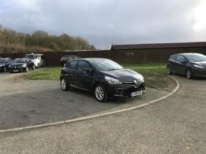Renault Clio 1.2 Dynamique MNav (18 Reg) – £6795
