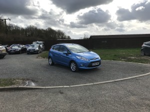 Ford Fiesta 1.2 Zetec (60 Reg) – Sold