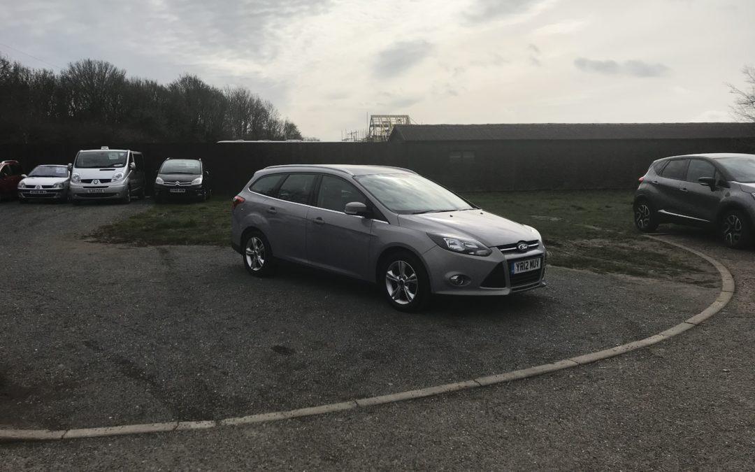 Ford Focus 1.6 Zetec Auto Estate (12 Reg) – Sold