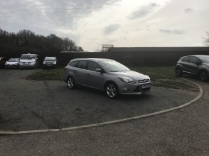 Ford Focus 1.6 Zetec Auto Estate (12 Reg) – £3795
