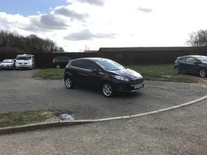 Ford Fiesta 1.6 Zetec Auto (13 Reg) – £5595
