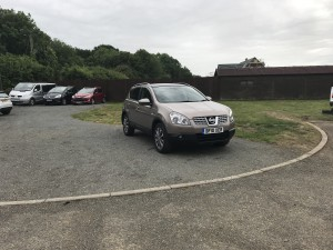 Nissan Qashqai Tekna 1.5 DCi (10 Reg) – £3495
