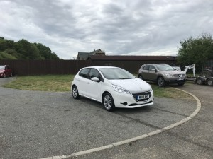Peugeot 208 1.2 Access Plus (13 Reg) – Sold