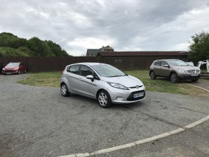 Ford Fiesta 1.2 Style Plus (09 Reg) – Sold