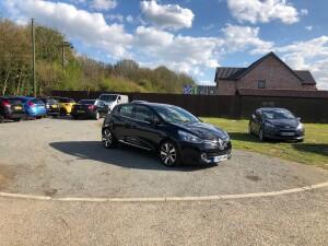 Renault clio 1.5 dci auto dynamique s (15 REG) – £5695